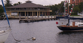 Coconut Grove Sailing Club Venue