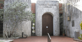 Coral Gables Library