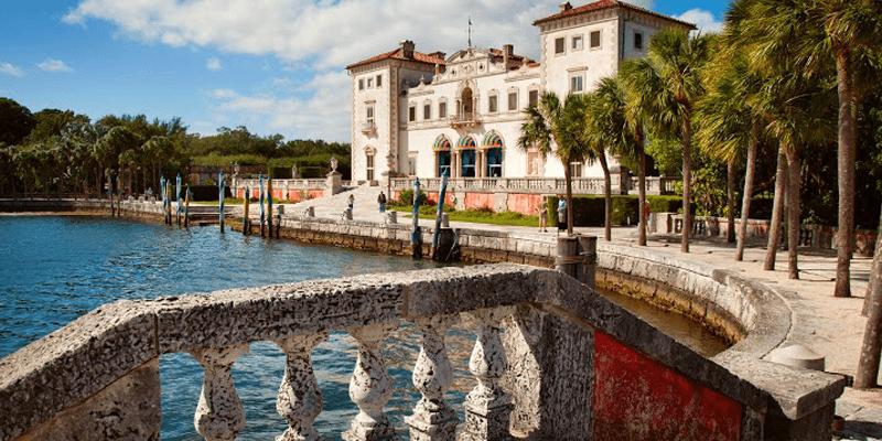 Vizcaya Miami Vizcaya Weddings