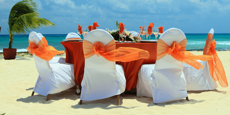 South Florida Beach Wedding
