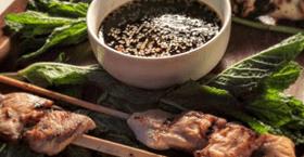 Hawaiian Luau Hors d'oeuvres