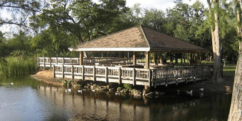 Ad Barnes Park Miami Dade Parks Approved Vendor