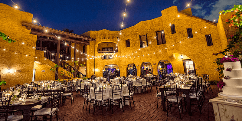 Curtiss Mansion Doral Wedding Venues Catering