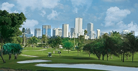 International Links Miami Venue